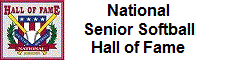 National Senior Softball Hall of Fame
