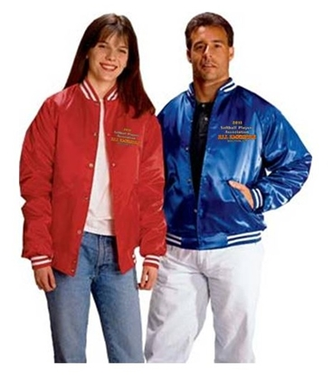 Picture of All-American Satin Quilt-Lined Jacket
