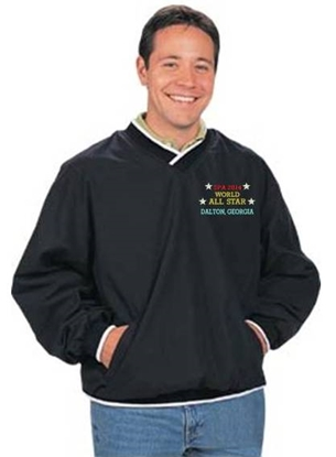Picture of All-Star Micro-Twill Windshirt