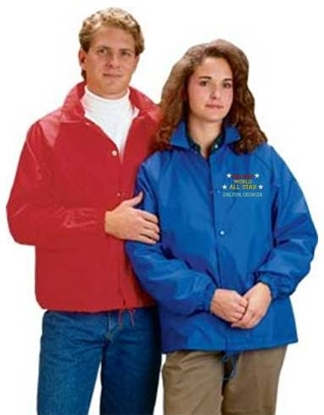 Picture of All-Star Light Lined Coaches Jacket