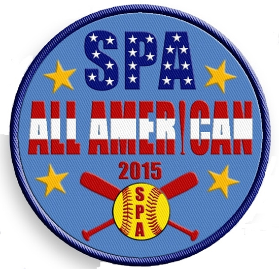 Picture of All American SPA 2015 Patch