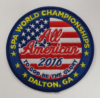 Picture of All American SPA 2016 Patch
